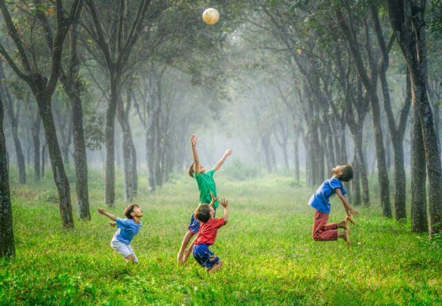 Activități de vară cu copii - idei de la Centrul Nomin Jyuku